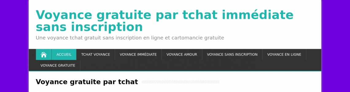 507ebc344fb2fc Voyance gratuite par tchat immédiate sans inscription en direct