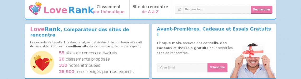 Top 500 sites de rencontres