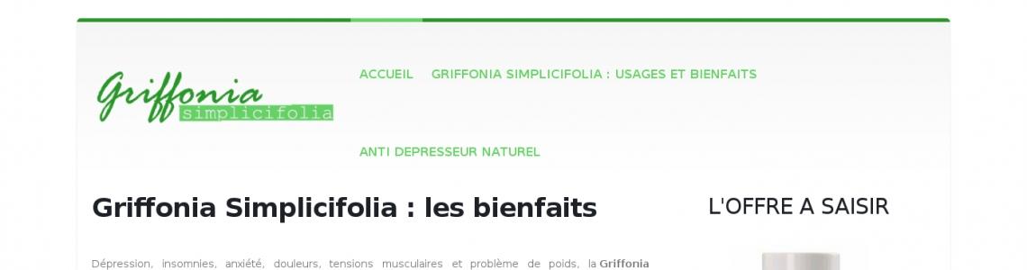 guide griffonia simplicifolia