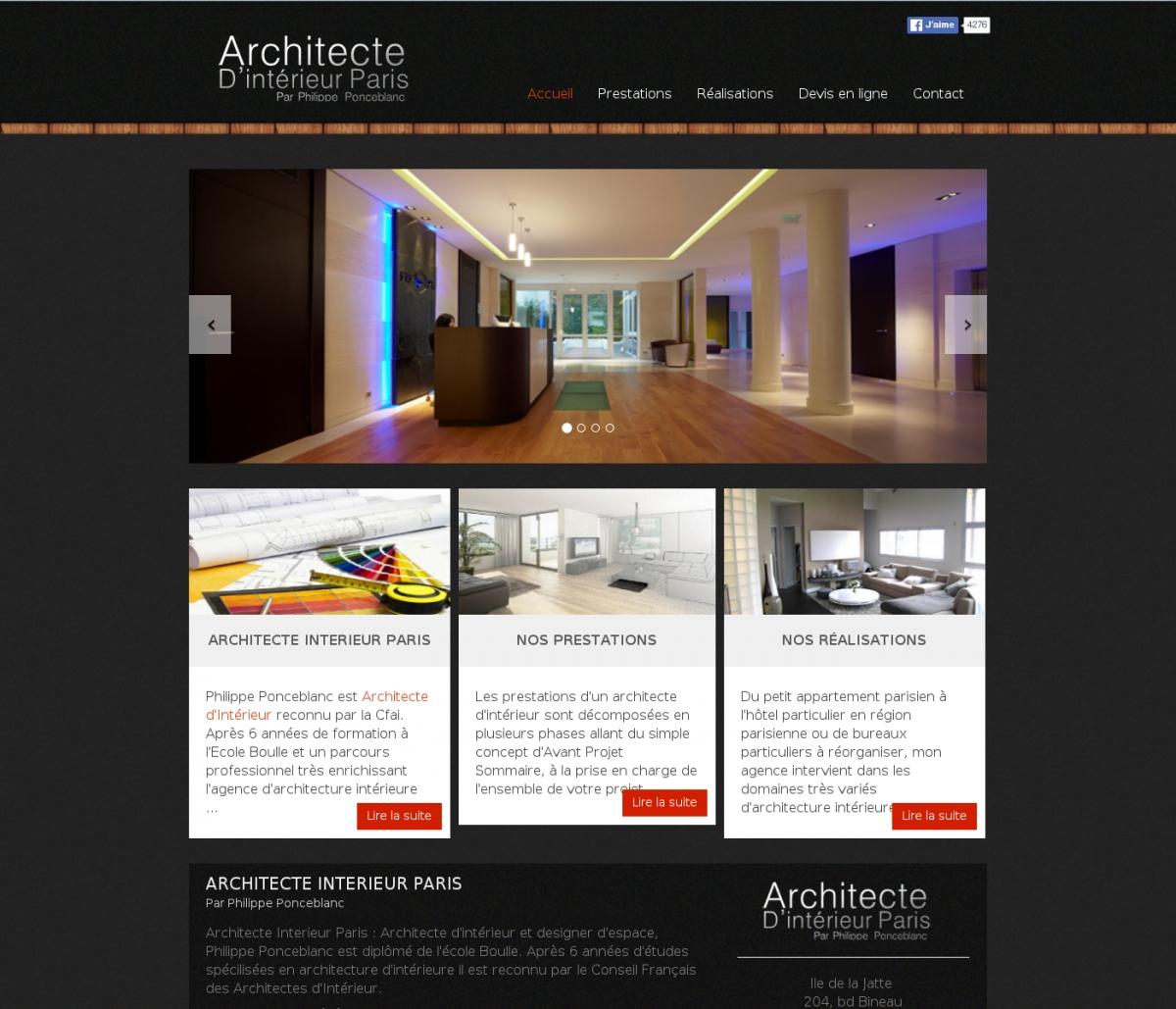 Architectes Interieur Paris Id E Inspirante Pour La Conception De La Maison