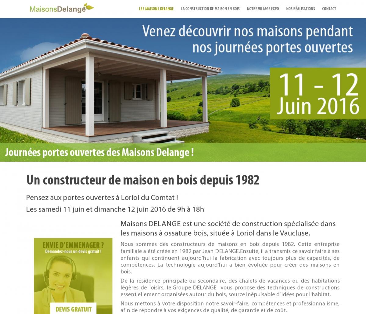 Constructeur maison vaucluse forum groupe delange le for Constructeur de maison en bois dans le 34