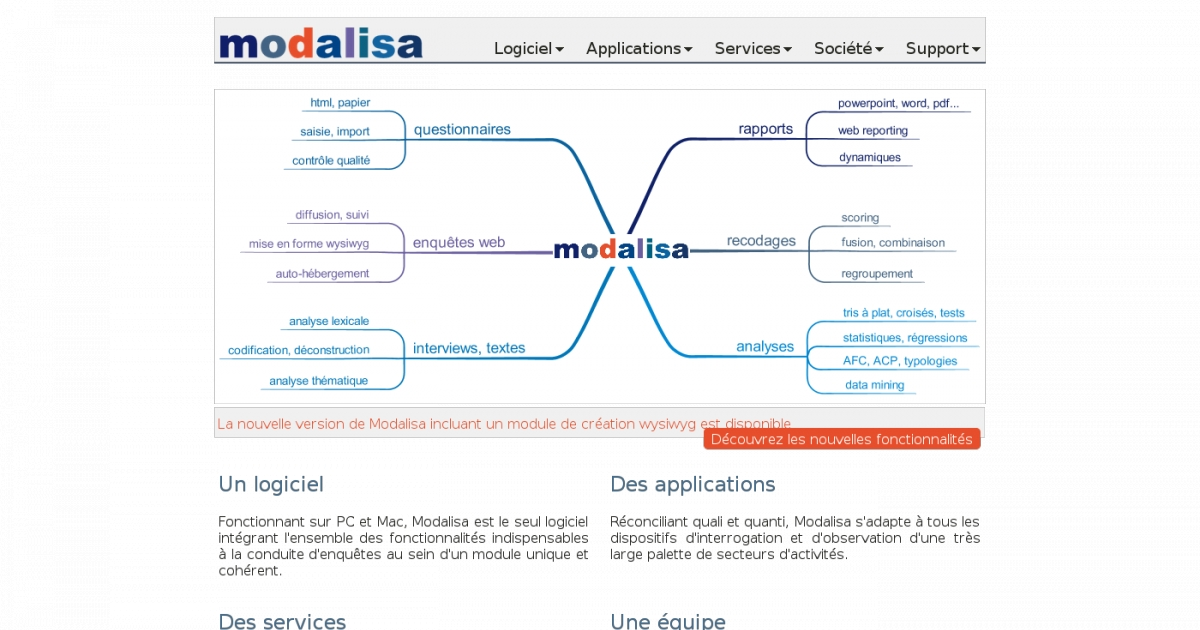 modalisa logiciel