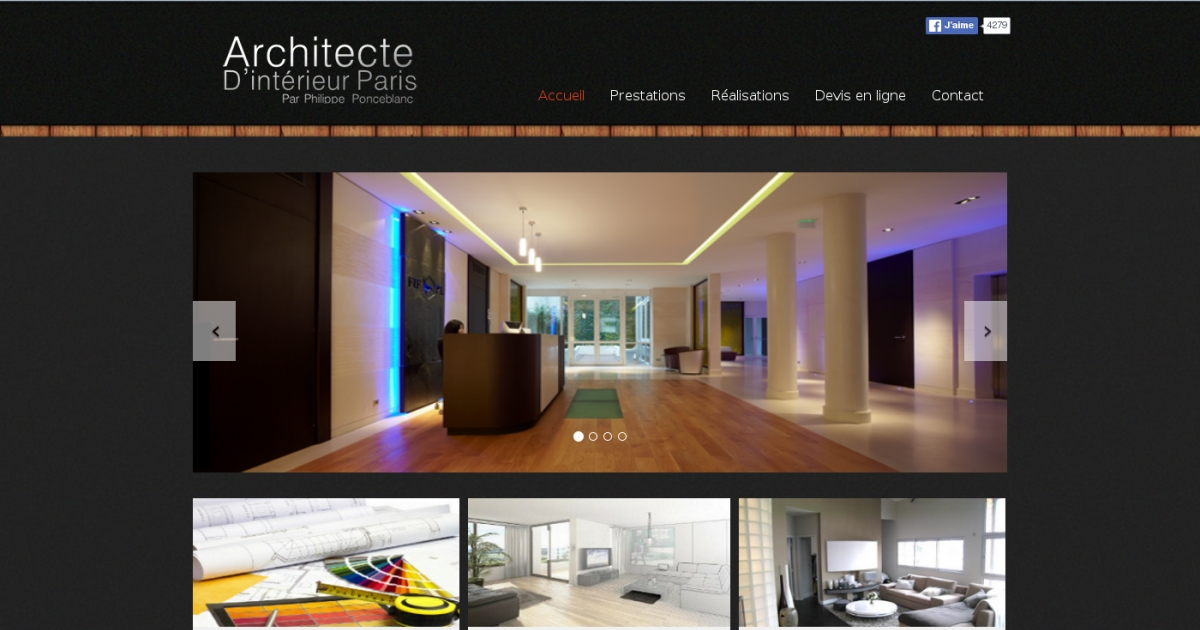 Architecte int rieur paris for Cherche architecte d interieur
