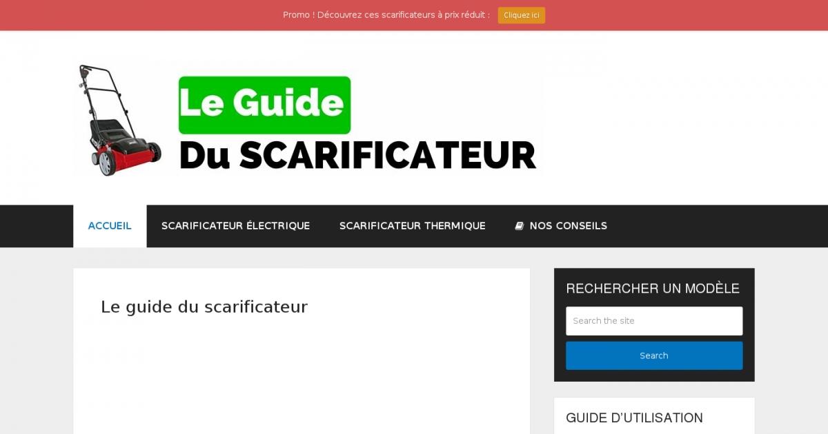 Scarificateur guide d 39 achat et comparateur sp cialis - Scarificateur fait maison ...