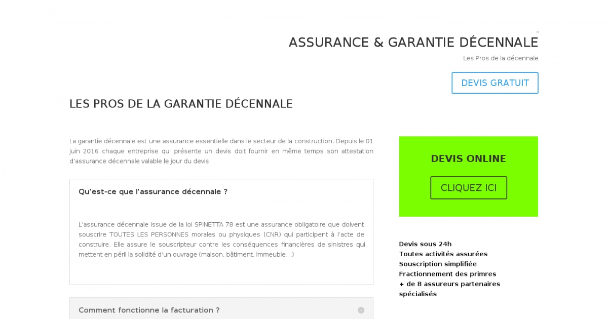 garantie assurance adresse et avis sur le bottin. Black Bedroom Furniture Sets. Home Design Ideas