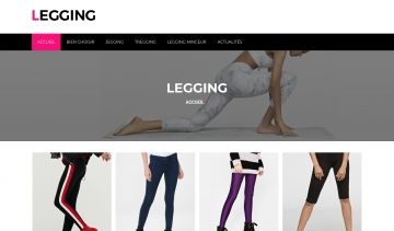 leggings tendance