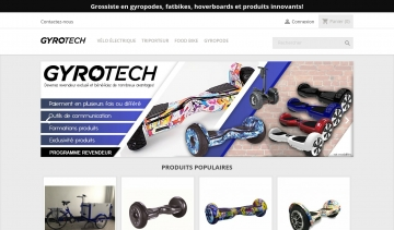 Gyrotech Grossiste Gyropodes