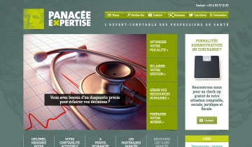 Panacée Expertise, cabinet professionnel d'expertise comptable