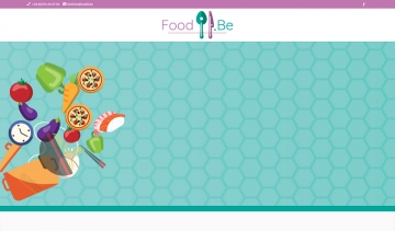 Food  It Be, créateur de sites internet pour la restauration
