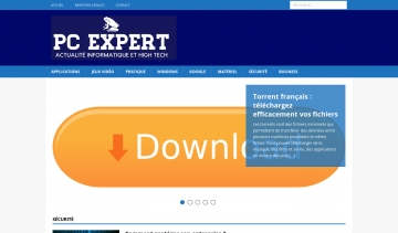 PC Expert, le magazine en ligne du digital