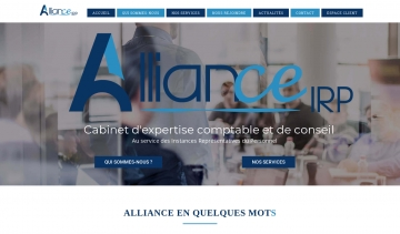 Alliance IRP, expertise comptable