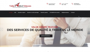 Value Added Telecom et ses solutions pour  la communication