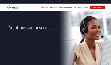 Caboverde Call Center : centre d'appel flexible et performant à Praia