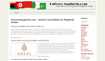 univers-maghreb