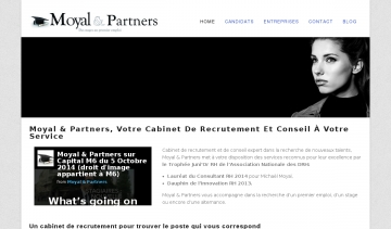 Moyal Partners cabinet de recrutement