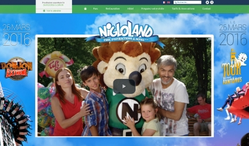 week-end en famille parc Nigloland