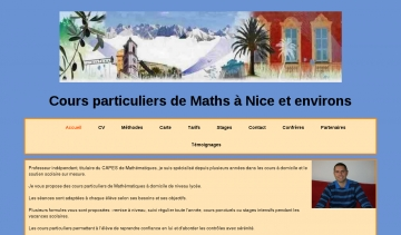 cours particulier nice