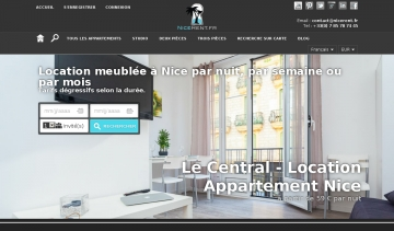 NiceRent.fr - Location appartement Nice