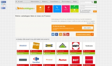 Webcatalogue France