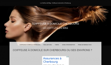 Coiffeuse Cherbourg