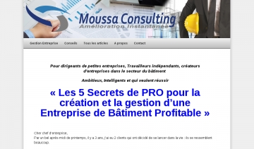 Moussa consulting