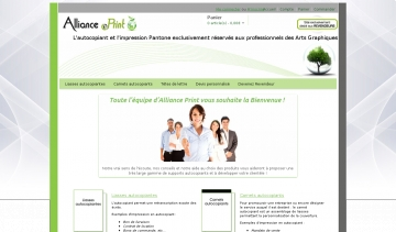 Alliance Print Impression pour professionnels