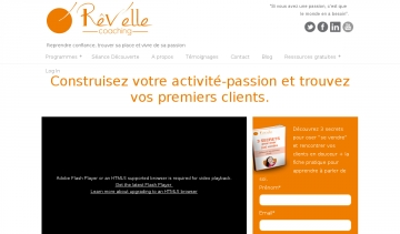 Coaching professionnel par Rev'elle Coaching