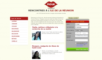 Site de rencontre a la reunion