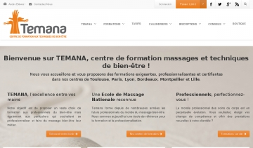 temana formation massage