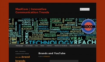 MadCom - Innovative Communication Trends