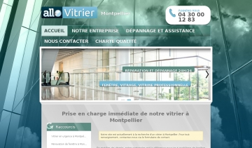 Allo-Vitrier Montpellier