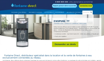 Fontaine Direct