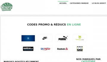 réduction - coupon-addict.fr
