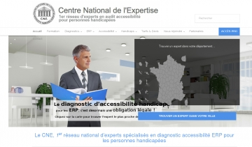 Expert accessibilite handicapes
