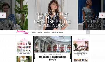 Fashion Bay, magazine web exclusivement dédié à la mode et au luxe