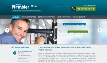 Ateliers-Plombier Clichy