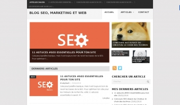 Nicholas HUG, le blog SEO, de marketing et de solutions web.