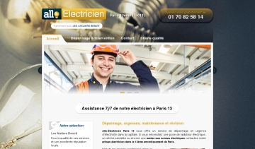 Allo-Electricien Paris 13