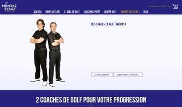 Montaz Elbaz, centre de perfectionnement et de coaching en golf