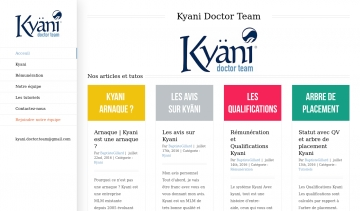 Kyani doctor team