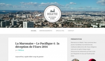 Meatic, avis sur les restaurants disponibles à Marseille