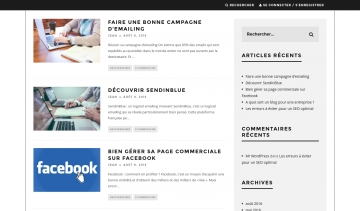 Clickonmylinks.fr, l'actualité des tendances d'e-marketing