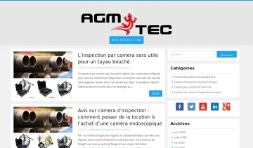 camera inspection de canalisation