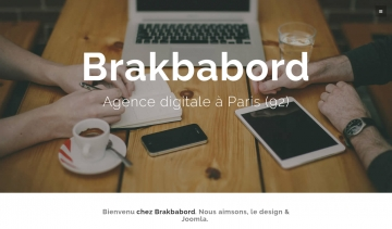 Brakbabord, Agence digitale et de webmarketing à Paris