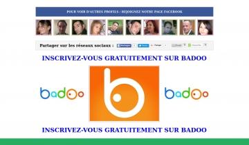 Badoo inscription gratuite france