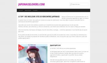 Site de rencontre japonaise en belgique