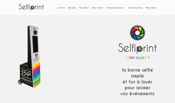 Selfiprint, pour des photos plus fun