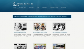 Le Ptite Reine, guide d'informations sur le Tour de France