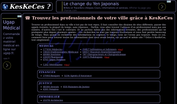 Keskeces, site d'informations