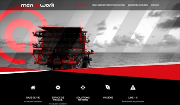 Men At Work Protection d'installation et revemping offshore